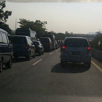 Photo taken at Gerbang Tol Cileunyi by Fanny A. on 8/20/2012
