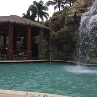 Photo taken at Hard Rock Pool by Carrie Z. on 7/1/2012