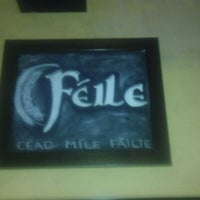 Photo taken at Féile by Macro E. on 3/17/2012