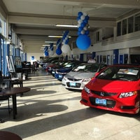 Photo taken at Honda of Downtown Los Angeles by Bee 7. on 5/7/2012
