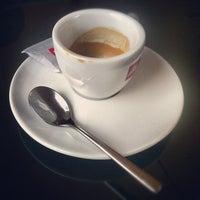 Photo taken at Gourmet Club Deli & Cafe by Ottavio C. on 2/14/2012