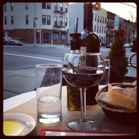 Photo taken at Giovanni's Brooklyn Eats by James P. on 3/28/2012