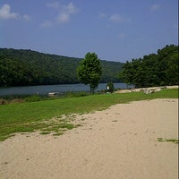 Photo taken at Jackson Cove by Donald E. on 8/4/2012