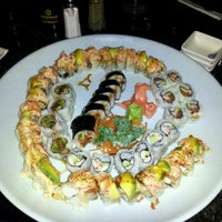 Photo taken at Wasabi Japanese Steakhouse & Sushi Bar by Brian F. on 6/18/2012