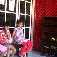 Photo taken at Arta 6 cab. Balikpapan Baru by Rhiya M. on 5/7/2012
