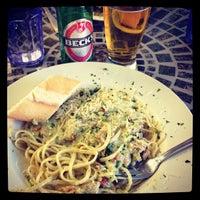 Photo taken at Basila's Cafe by L C K. on 5/16/2012