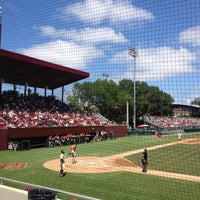 Photo taken at Dick Howser Stadium - Mike Martin Field by Rich S. on 4/22/2012