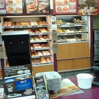 Photo taken at Dunkin Donuts by Melodi C. on 3/2/2012