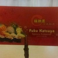 Photo taken at Fuku Katsuya by Alex Lee C. on 2/10/2012