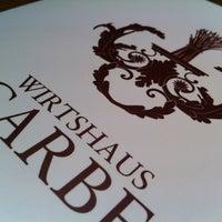 3/7/2012にReinhard S.がWirtshaus & Hotel Garbeで撮った写真