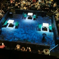 Photo taken at Goodman Theatre by Dulce P. on 5/6/2012