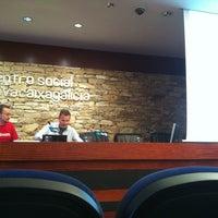 Photo taken at Obra Social Novacaixagalicia by Jose I. on 7/12/2012
