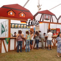 Photo taken at Fritz by Valentín C. on 7/19/2012