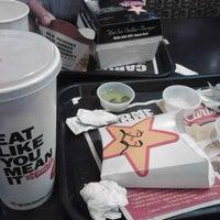 Photo taken at Carl's Jr. by Enrique M. on 9/5/2012