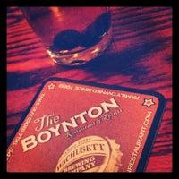 รูปภาพถ่ายที่ The Boynton Restaurant & Spirits โดย redeks เมื่อ 9/9/2012