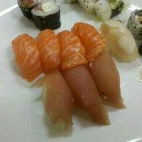 Photo taken at Wok Sushi by Liz N. on 3/5/2012