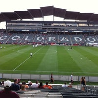 Photo taken at Dick's Sporting Goods Park by Aaron on 7/1/2012