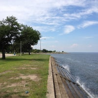 Photo taken at Pontchartrain Beach by Floyd on 8/20/2012