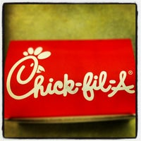Photo taken at Chick-fil-A by Ace O. on 8/1/2012