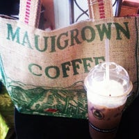 Photo taken at MauiGrown Coffee Company Store by Aimee P. on 2/11/2012
