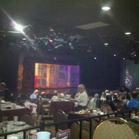 Photo taken at Toby's Dinner Theatre by Judy F. on 8/19/2012