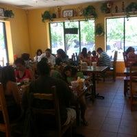Photo taken at Taqueria La Hacienda by Toyo H. on 8/5/2012