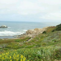 Photo taken at Lands End Visitor Center by Athima C. on 5/29/2012