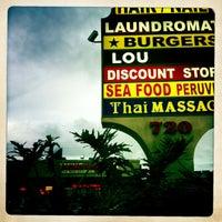 Photo taken at Lou by Daniel P. on 4/1/2012