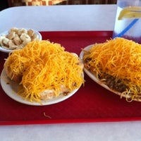 Photo taken at Skyline Chili by Gregory W. on 4/27/2012