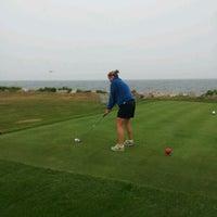Photo taken at Sakonnet Golf Club by Geoffrey V. on 7/15/2012