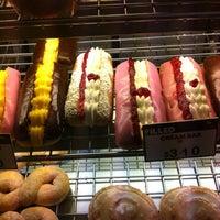 Photo taken at Donut King by Samantha on 9/6/2012