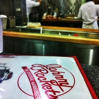 Photo taken at Johnny Rockets by Foster on 8/28/2012