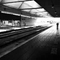 Photo taken at RENFE Aeroport by Salvador C. on 7/4/2012