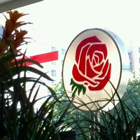 Photo taken at Donald E Stephens Convention Center by Maribeth R. on 6/9/2012