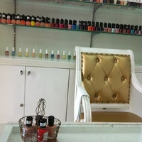 Photo taken at Take Care Beauty Salon and Spa by Thanawan B. on 7/8/2012