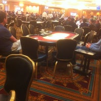 Photo taken at WinStar Poker Room by Eric F. on 6/6/2012