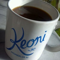 Photo taken at Keoni By Keo's by Maria D. on 4/15/2012