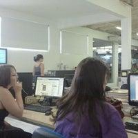 Photo taken at Grupo RAI by Rene B. on 3/8/2012