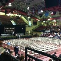 Photo taken at Hagan Arena by Heidi G. on 6/6/2012