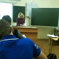 Photo taken at Школа № 1329 (корпус 2) by Sofia S. on 5/15/2012