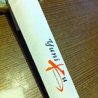 Photo taken at Yuniku by Reiko L. on 3/20/2012