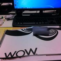 Foto scattata a WOW | Europrogettazione | Comunicazione | Social Media Marketing da Massimo B. il 2/19/2012