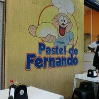 Photo taken at Pastel do Fernando by Ernesto H. on 8/23/2012