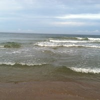 Photo taken at Ocean City Beach by Jay21 on 8/8/2012