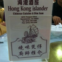 Photo taken at Hong Kong Islander by Michael F. on 8/5/2012