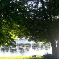 Photo taken at Pigeon Lake by Ashley C. on 6/22/2012