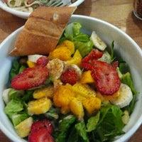 Photo taken at Mia Za's Café by philip w. on 7/20/2012