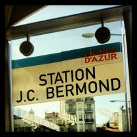 Photo taken at Arrêt J. C. Bermond by Iarla B. on 4/23/2012