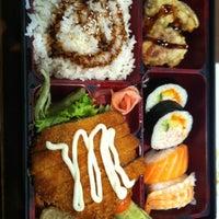 Photo taken at Shuji Sushi by Mark R. on 5/26/2012