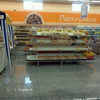 Photo taken at Supermercados Lopes by Ronaldo F. on 2/20/2012